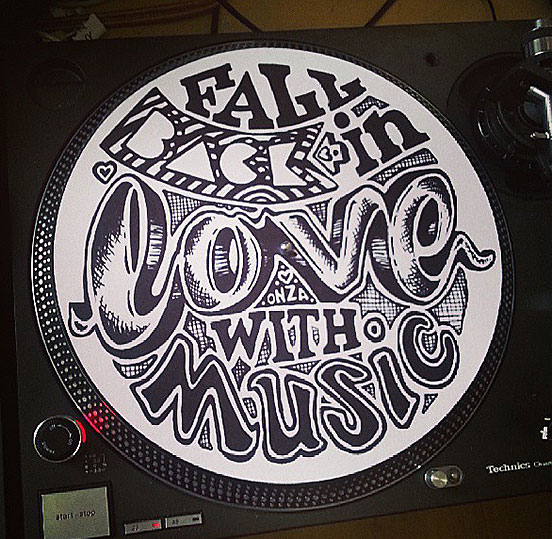 Fall Back In Love With Music