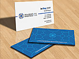 Industrial Business Cards