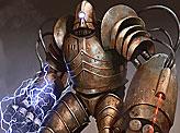 Juggernaut Golem
