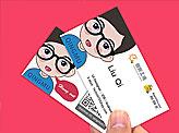 Qing Mu Business Cards