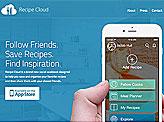 Recipe Cloud App