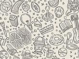 Sketchy Pattern