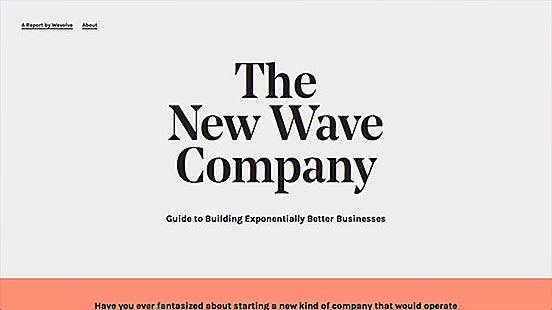 The New Wave Company