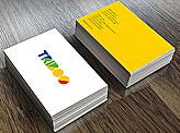Triboo Rebranding Business Card