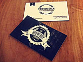 Brew Box Business Cards