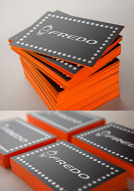 Entertainer Business Cards