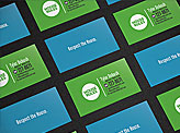 House Rules Business Cards