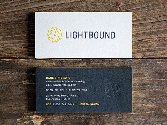 LightBound Business Card