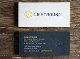 LightBound Business Card