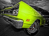 Sublime Green 1969 Super Bee