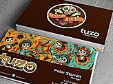 Tuzo Business Cards