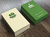 Bracket Army Business Cards