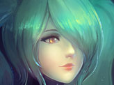 DJ Sona Kinetic Portrait