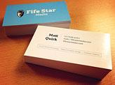 Fife Star Media Business Cards