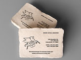 Lance McIlhany Business Cards