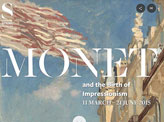 Monet at the Stadel Museum