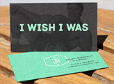 Quirky And Humorous Business Cards