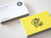 The Art Dept Business Cards