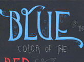 Blue Red Sky