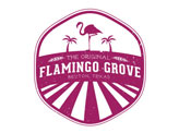 Flamingo Grove Badge Concept