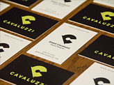 Grant Cavaluzzi Business Cards