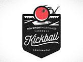 Kickball Badge