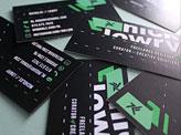 Nicholas Lowry Business Cards