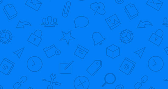 Outline Icon Pattern