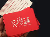 Red Shoe Productions Branding