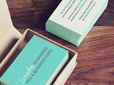 Samantha Business Cards