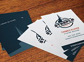 Steeple Business Card