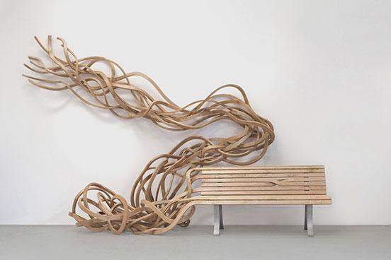 The Spaghetti Bench