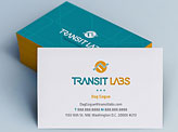 Transit Labs Business Cards