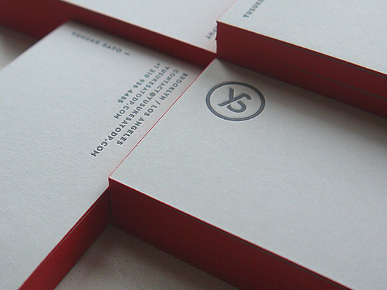 YS Business Cards