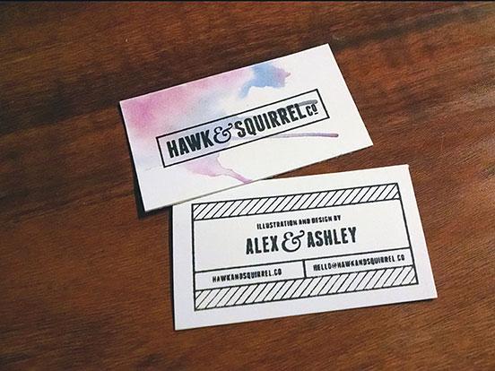 Alex Getty Business Cards