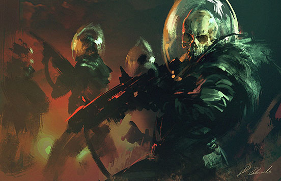 Black Skull Recon Squad