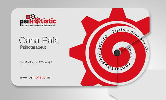 Business Card for Psiholistic