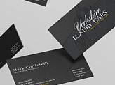 Chris Hampshire Business Cards