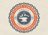 Hierro Fuerte Gym Badge