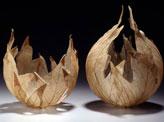 Leaf Bowls Sculptures