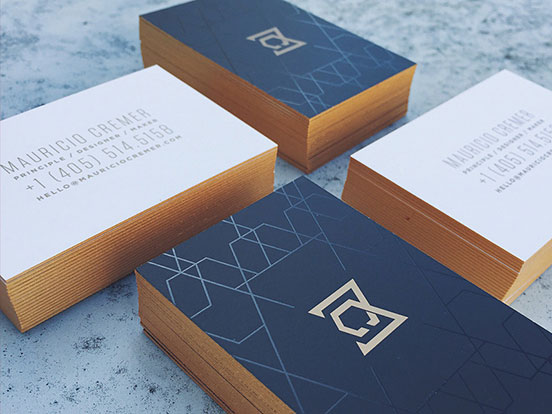 Mauricio Cremer Business Cards