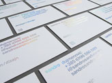 Personal Duplex Business Cards
