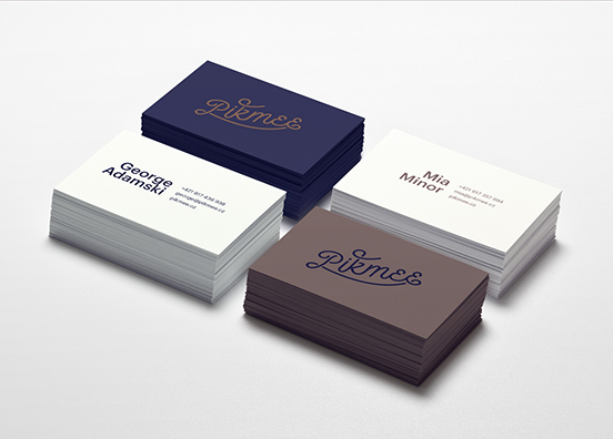 Pikmee Biz Cards