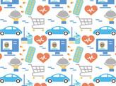 Savvy Living Blog Pattern
