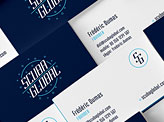 Scubaglobal Business Cards