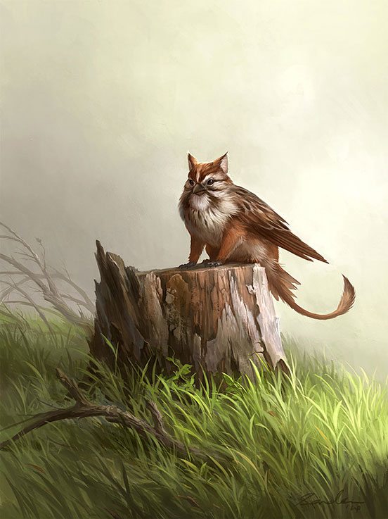 Small Griffin