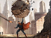Battle at the Daily Planet