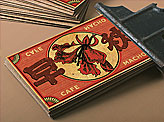 Cafe Macho Business Card