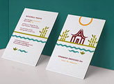Common Grounds Pai Business Card