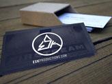 ESK Printed Cards